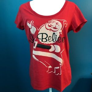 Christmas Tee shirt extra Large
